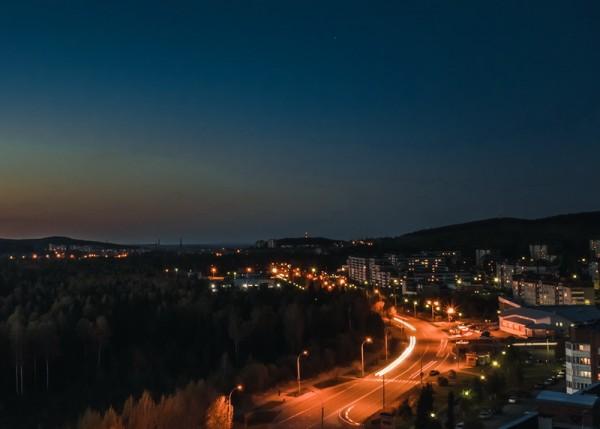 новоуральск южный ночь