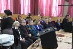 Гости и организаторы конкурса агитьригад, посвященного 25-ой годовщине создания МЧС России