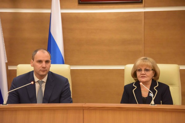 Паслер, Бабушкина брифинг бюджет 2016
