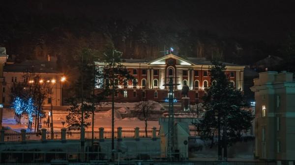 администрация ночь