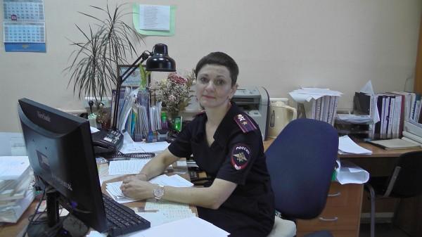 мвд майор кузнецова