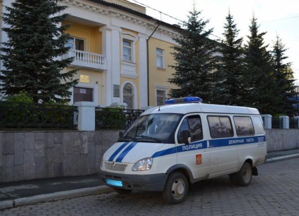 Штабное подразделение 7 октября отметило день образования в системе МВД России