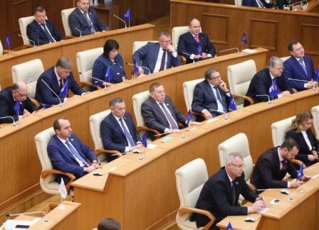 Депутаты Заксобрания