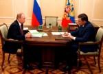 Куйвашев и Путин
