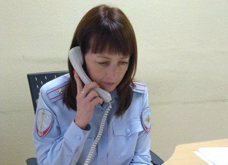 Полицейские ответили на вопросы жителей