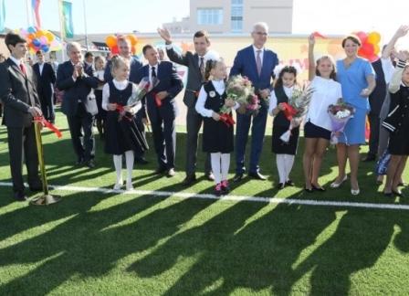 «президентский» образовательный комплекс в Екатеринбурге
