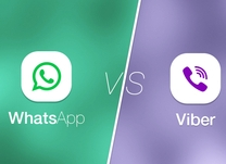 WhatsApp Viber
