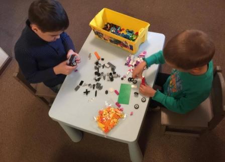 проект  «Равные возможности – детям»