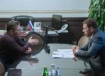 Евгений Куйвашев и Алексей Лихачев