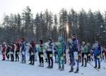 Первенство России по спортивному ориентированию на лыжах