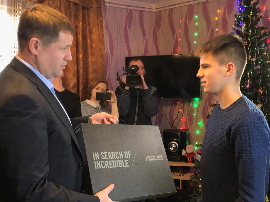 Глеб Павлович, Сергей Бидонько, Карпинск