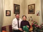 А.П. Бажова и С.В. Полыганов